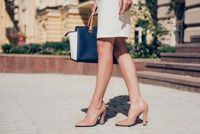 Cipele s visokom potpeticom