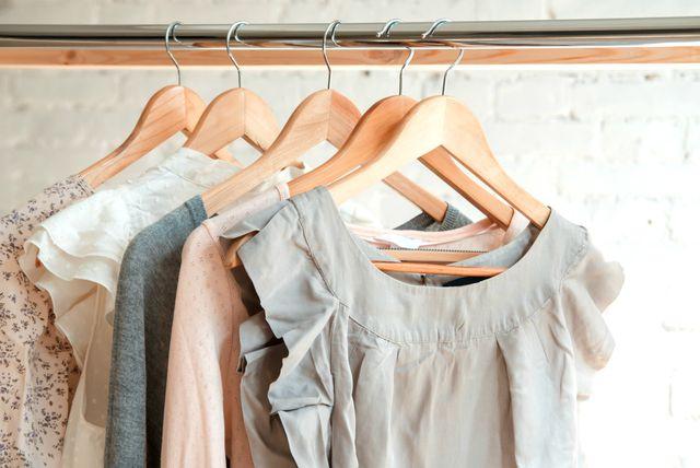 Odjeća u ormaru