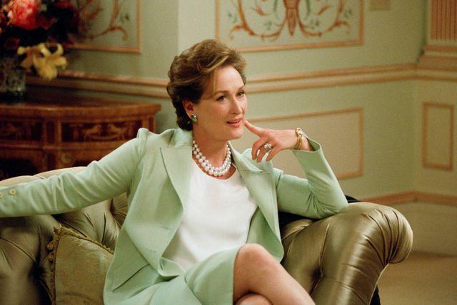Meryl Streep u filmu Mandžurski kandidat