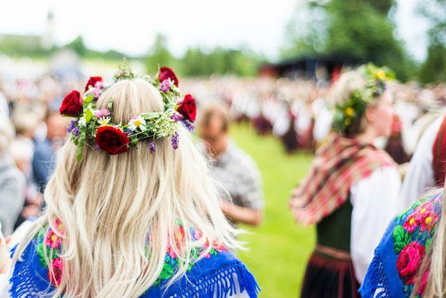Švedski doček ljeta u Maksimiru - 2