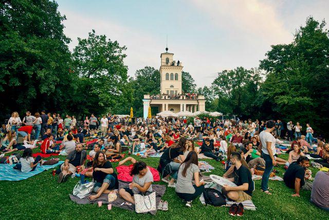 Festival Tko pjeva zlo ne misli na zagrebačkom Vidikovcu