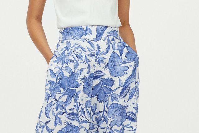 Culotte model spoj je hlača i suknje