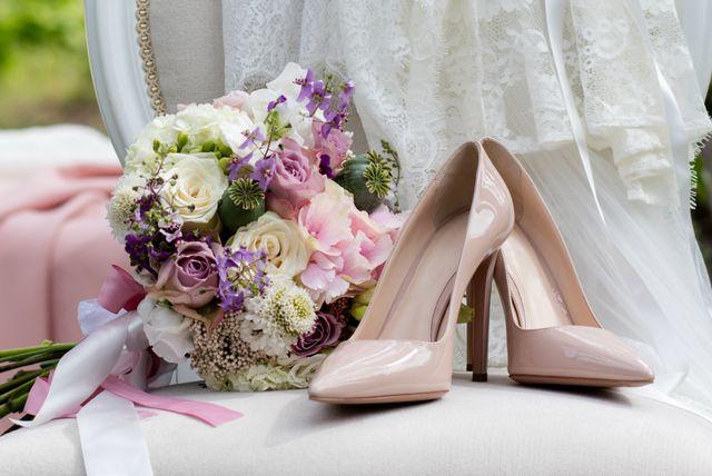 Buket i cipele