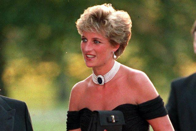 Princeza Diana u Serpentinskoj galeriji 29. lipnja 1994. godine