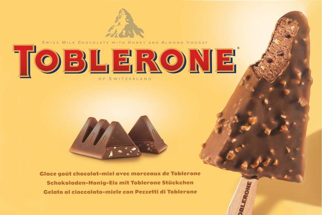 \'Toblerone\' sladoled