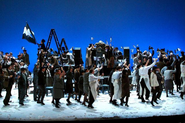 """Opera \""""La Bohème\"""""""