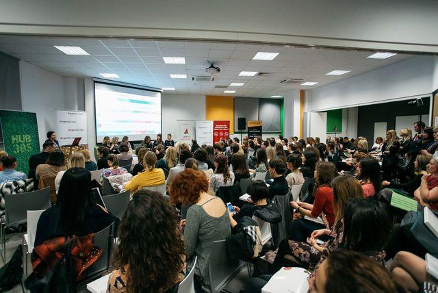 Konferencija Ladies of New Business