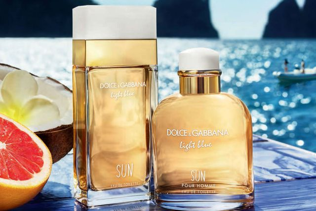 Dolce & Gabbana toaletna voda \'Light Blue Sun\'