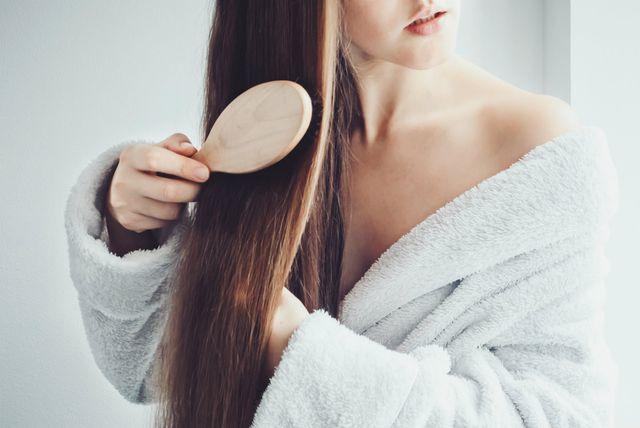 S četkanjem kose nemojte pretjerivati