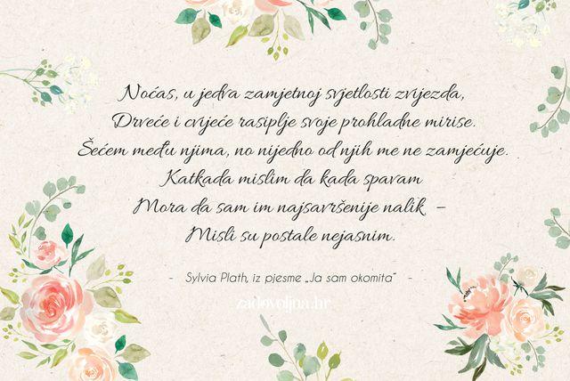 Poezija kao nadahnuće - 6
