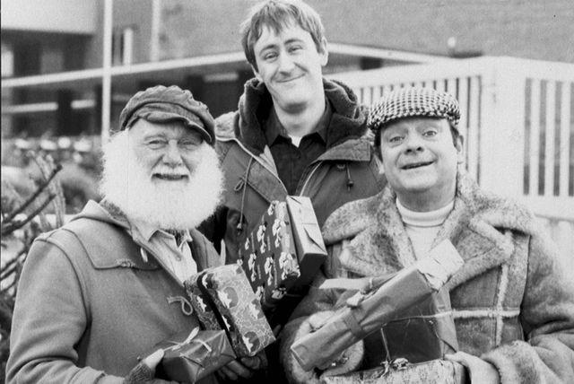 Stric Albert, Rodney i Del Boy iz kultne serije \'Mućke\'