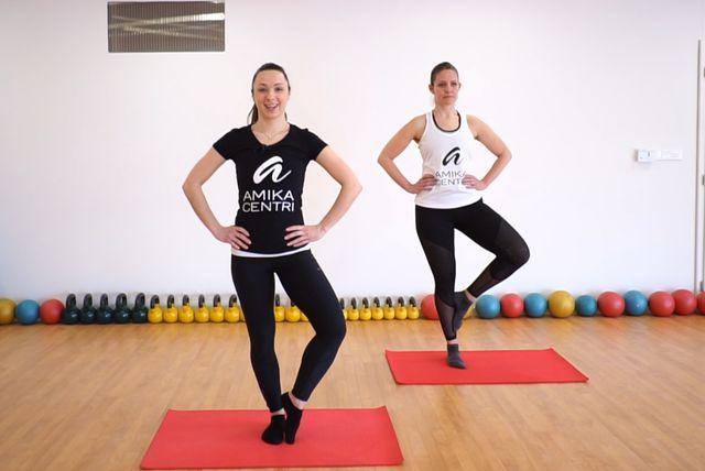 Vježbe pokretljivosti za donji dio tijela