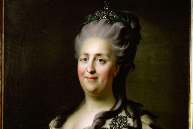 Ruska carica Katarina II. Velika jedna je od najmoćnijih vladarica svih vremena