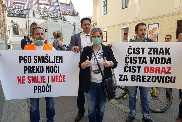 Mještani Brezovice pokrenuli su i Udrugu OBRAZ