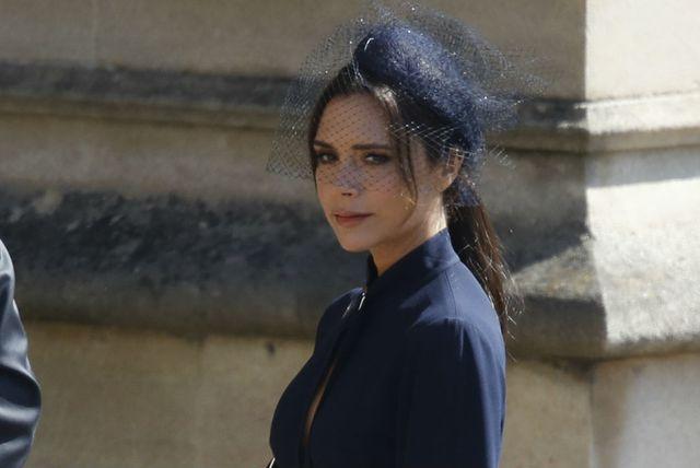 Victoria Beckham na kraljevskom vjenčanju - 1