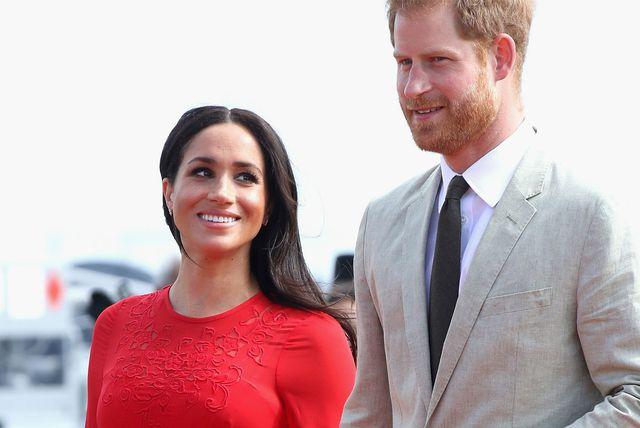 Meghan Markle i princ Harry dobili su sina