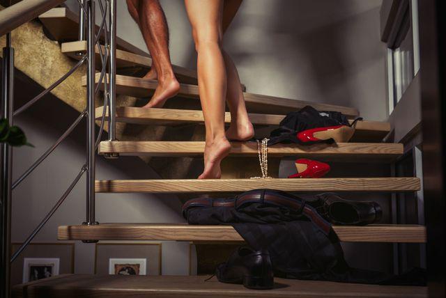 Neki muškarci skrivaju stvari od svojih partnerica