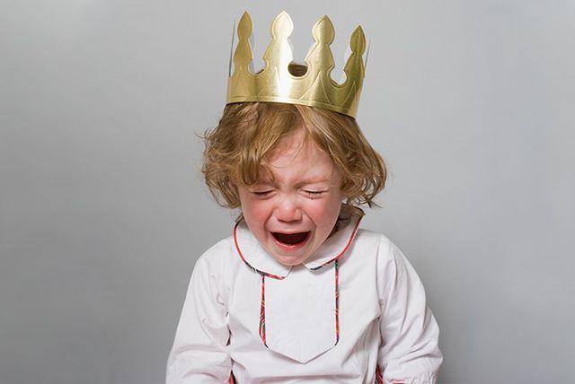I vaš princ ima napade bijesa?