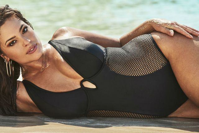 Plus size model Ashley Graham je zaštitno lice brenda Swimsuits for All