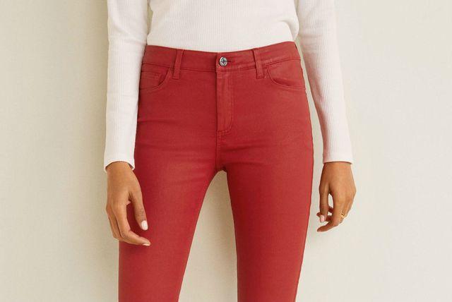 Skinny traperice u jarkim bojama iz trgovina 2019. - 7