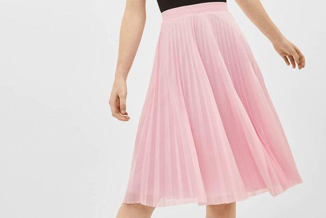 Suknje A-kroja iz trgovina 2019. - 2