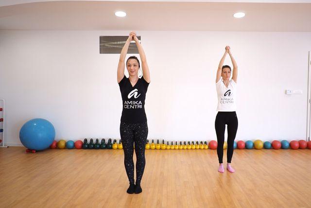 Regenerirajte tijelo pomoću vježbi istezanja