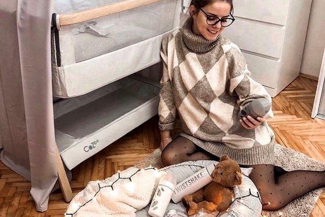 Cutie Cloud oprema za bebe