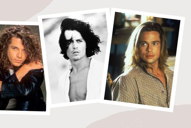 Slavni muškarci s dugom kosom