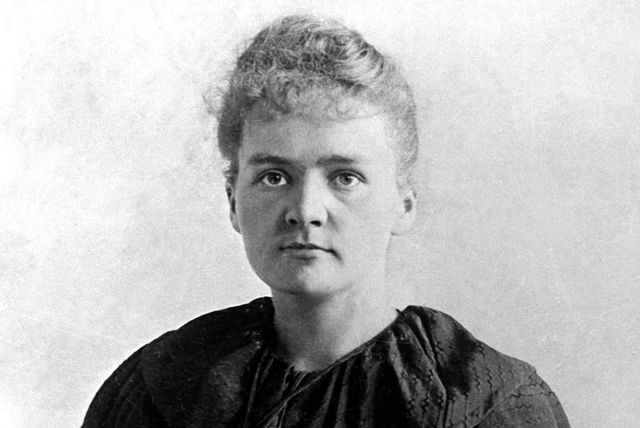 Marie Curie - 4