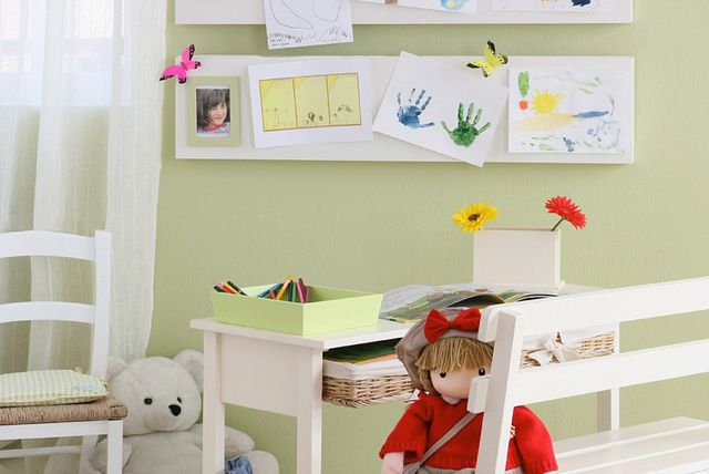 I dječji radovi mogu izgledati kao umjetnička djela