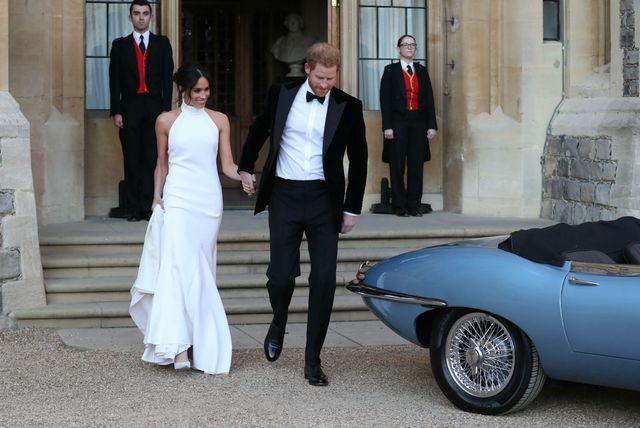 Meghan Markle na vjenčanju se presvukla u haljinu Stelle McCartney