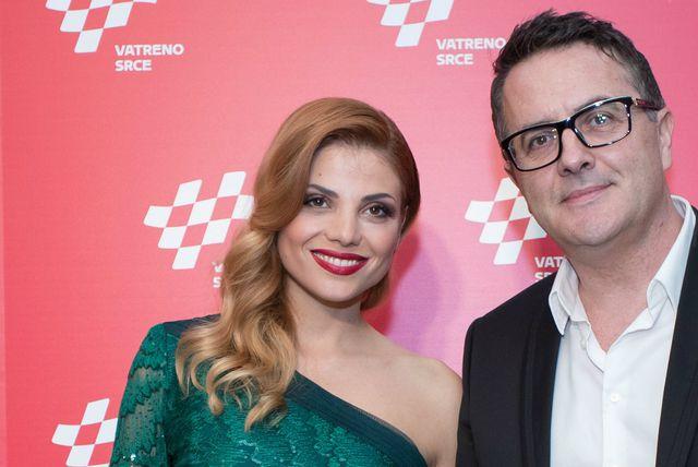 Lejla Filipović sa suprugom Tarikom