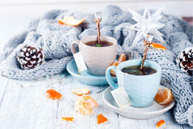 Topli čaj na hladni dan itekako godi