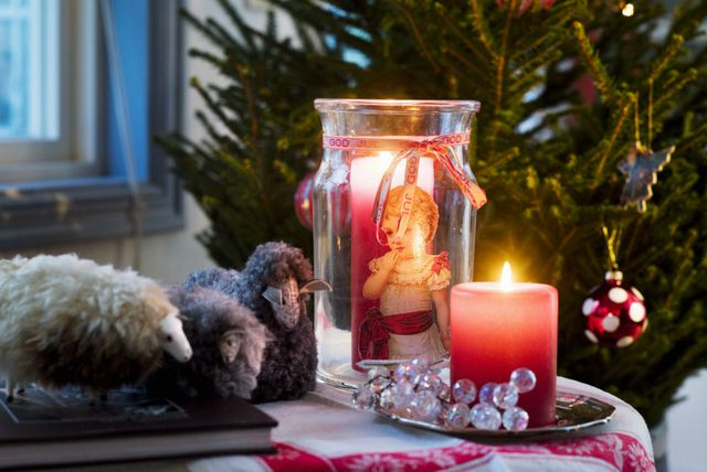 Božićna svijeća