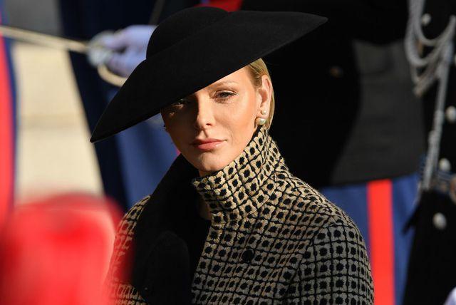 Princeza Charlene od Monaka - 1
