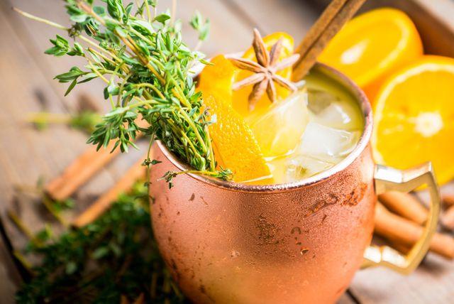 Džin je jedan od dva glavna sastojka mnogima omiljenog pića