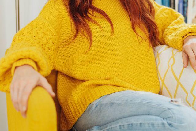 Žuti pulover