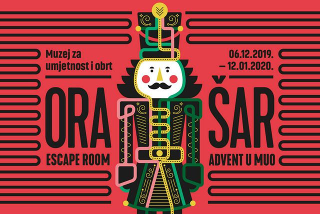 Escape Room Orašar u MUO