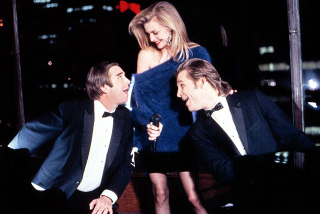 Beau Bridges, Michelle Pfeiffer i Jeff Bridges