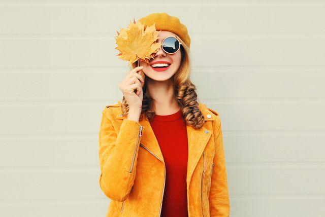 Pronađite radost u jesen
