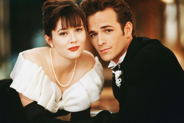 """Dylan McKay (Luke Perry, \""""Beverly Hills 90210\"""")"""