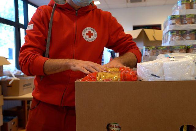 Donacije pomažu kako bi brojni imali hranu na svom stolu