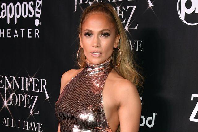 Jennifer Lopez na partyju nakon svog zadnjeg nastupa u Las Vegasu - 2
