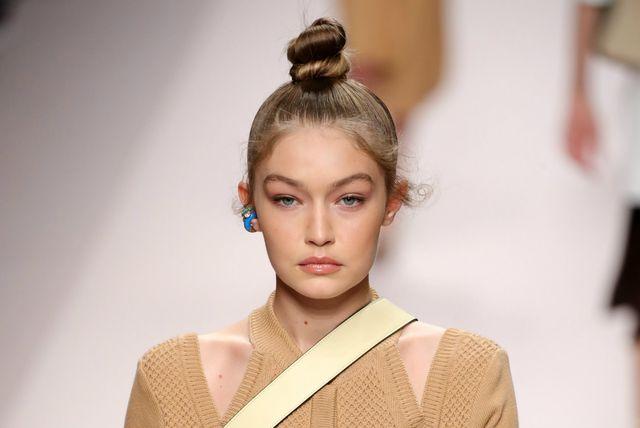Punđa na reviji modne kuće Fendi