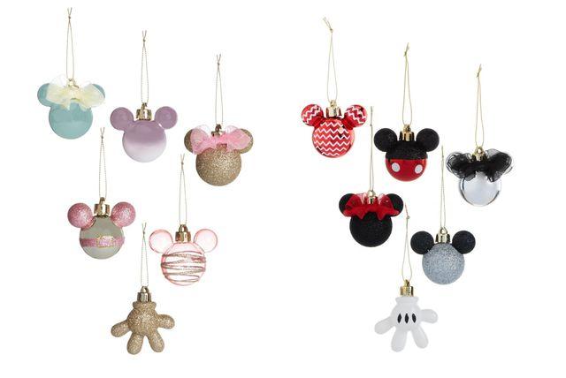 Božićni ukrasi s likom Mickey i Minnie Mouse iz Primarka - 13