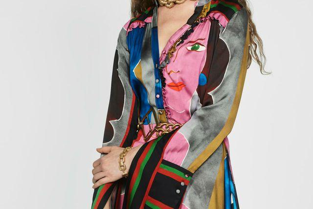 Maksi haljine dugih rukava traženi su jesenski model