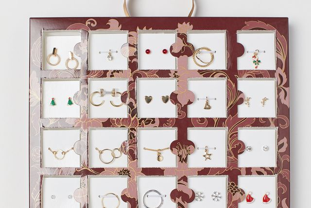 Adventski kalendar iz H&M-a s nakitom - 1