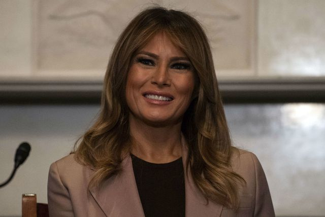 Melania Trump posjetila je US Capitol u Washingtonu - 1