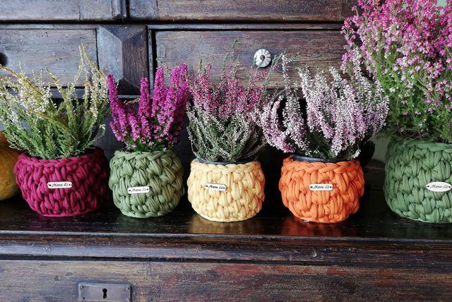 Efektne košarice učnit će svaku biljku još posebnijom
