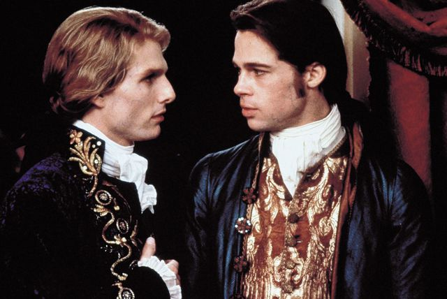 Brad Pitt i Tom Cruise u filmu \'Intervju s vampirom\'